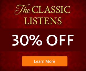 Classic Listens - Save 30%
