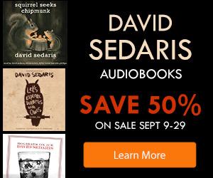David Sedaris Sale