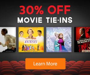Movie Tie-in Sale - Save 30%