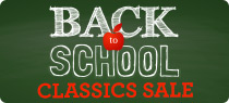 Back-to-School Classics Sale