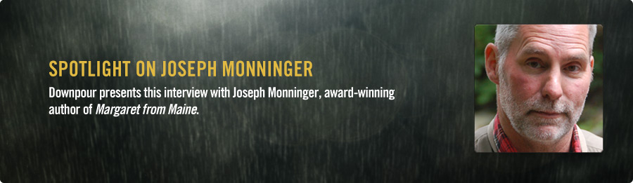 Joseph Monninger Interview - Listen Now
