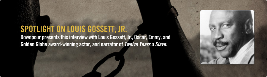 Louis Gossett Jr. Interview - Listen Now