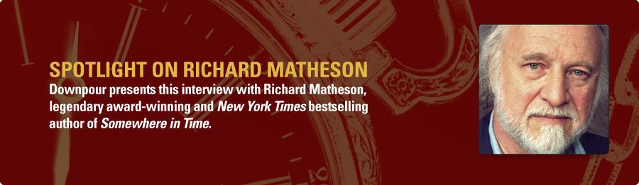 Richard Matheson Interview - Listen Now