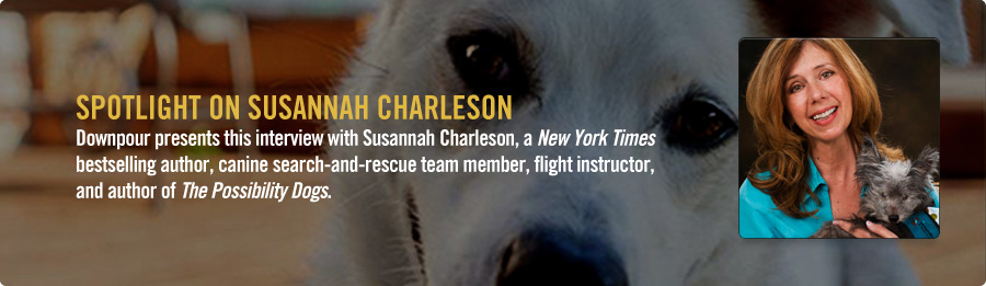 Susannah Charleson Interview - Listen Now