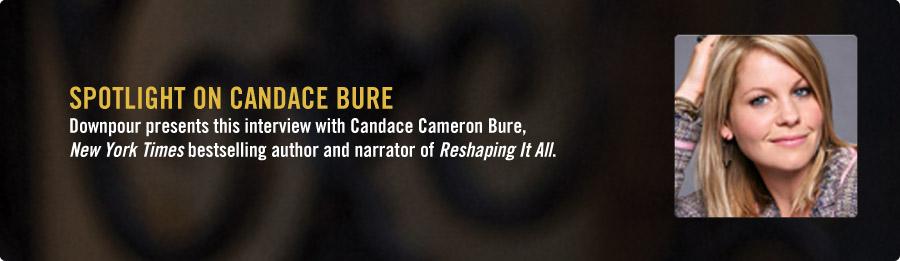 Candace Cameron Bure Interview - Listen Now
